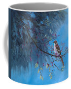 Mockingbird Happiness Coffee Mug
