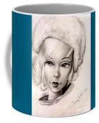 Mod Talker Barbie Coffee Mug