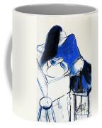 Model #4 - Figure Series Coffee Mug