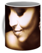 Model - Beauty Coffee Mug