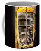 Model Eg Mack Truck Grill Coffee Mug