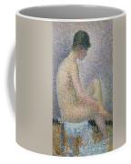 Model In Profile Coffee Mug