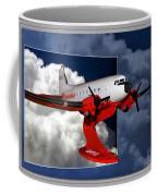 Model Planes Dc3 01 Coffee Mug