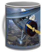 Model Planes Top Wing 04 Coffee Mug