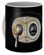 Model T Control Panel Coffee Mug