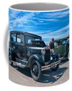 Model T Fords Coffee Mug by Steve Harrington