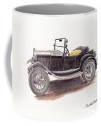 Model T.  Coffee Mug