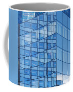Modern Architecture Abstract Coffee Mug