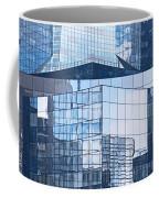 Modern Architecture Detail Coffee Mug