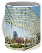 Modern Architecture In Shanghai China Coffee Mug