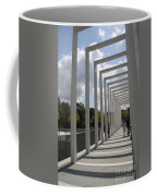 Modern Archway - Schwerin Garden -  Germany Coffee Mug