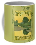 Modern Art 1895 Coffee Mug