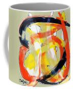 Modern Art Eighteen Coffee Mug