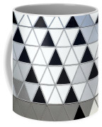 Modern Building Facade Detail Coffee Mug