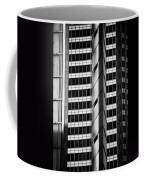 Modern Buildings Abstract Architecture Coffee Mug
