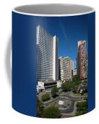 Modern Buildings In Central Rio De Coffee Mug