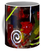 Modern Cave Art Coffee Mug