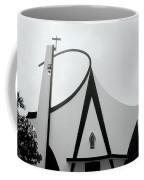 Modern Church In Cochin Coffee Mug