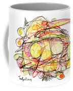 Modern Drawing Seventy-eight Coffee Mug