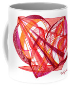 Modern Drawing Seventy-one Coffee Mug