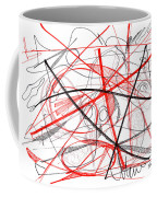 Modern Drawing Seventy-two Coffee Mug