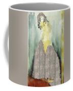 Modern From Classic Art Portrait - Mfca-spjs01ai Coffee Mug