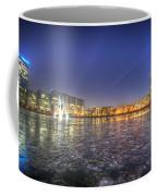 Modern Skyline  Coffee Mug by Nathan Wright