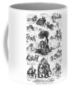 Modes Of Travelling Coffee Mug