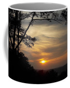 Mohawk Sunset Coffee Mug