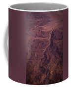 Mojave Desert Aerial Coffee Mug