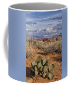 Mojave Desert Cactus Coffee Mug