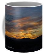 Mojave Desert Sunrise Coffee Mug