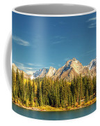 Molas Lake And The Needles Pan 1 Coffee Mug