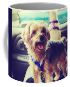 Molly's Road Trip Coffee Mug by Laurie Search