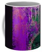 Molten Earth Purple Coffee Mug