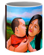 Mom And Babe Coffee Mug