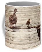 Mom And Me Coffee Mug