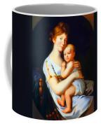Mom I Love You  Coffee Mug