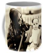 Mom Loves Baby Coffee Mug