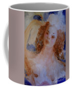 Mom Near Jupiter Coffee Mug by Laurie Lundquist