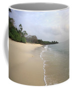Mombassa Beach Coffee Mug