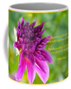 Moment Of Bloom Coffee Mug