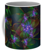 Mom's African Violets Coffee Mug