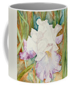 Mom's Iris Coffee Mug