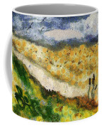 Momzie's Nature -t02-2v03f Coffee Mug by Variance Collections