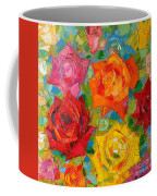 Mon Amour La Rose Coffee Mug