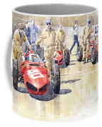Monaco Gp 1961 Ferrari 156 Sharknose  Coffee Mug