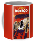 Monaco Grand Prix 1930 Coffee Mug