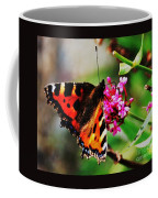 A Monarch In Ireland # 2 Coffee Mug