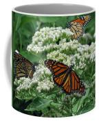 Monarch Butterfly 54 Coffee Mug
